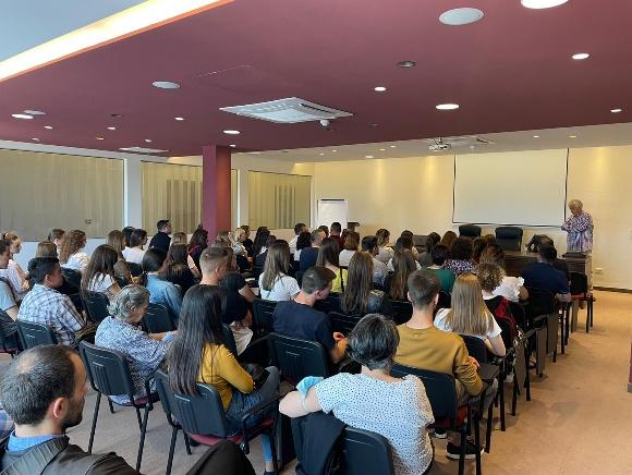Livno: Akademik svjetskoga glasa u Srednjoj strukovnoj školi